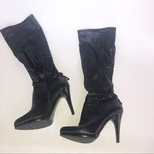 Nine West High Heel Stiletto Tall Boots